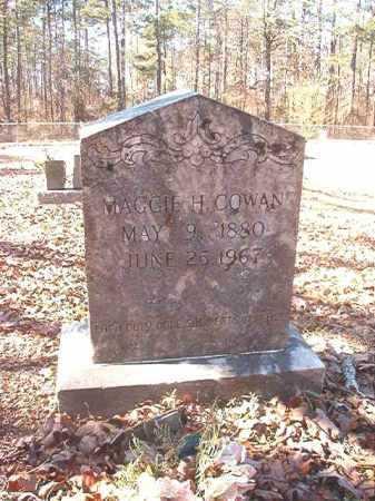 COWAN, MAGGIE H - Dallas County, Arkansas | MAGGIE H COWAN - Arkansas Gravestone Photos