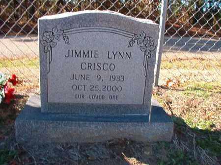 CRISCO, JIMMIE LYNN - Dallas County, Arkansas | JIMMIE LYNN CRISCO - Arkansas Gravestone Photos