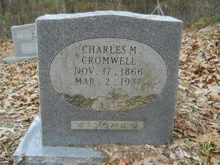 CROMWELL, CHARLES M - Dallas County, Arkansas | CHARLES M CROMWELL - Arkansas Gravestone Photos