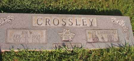 CROSSLEY, MARY L - Dallas County, Arkansas | MARY L CROSSLEY - Arkansas Gravestone Photos