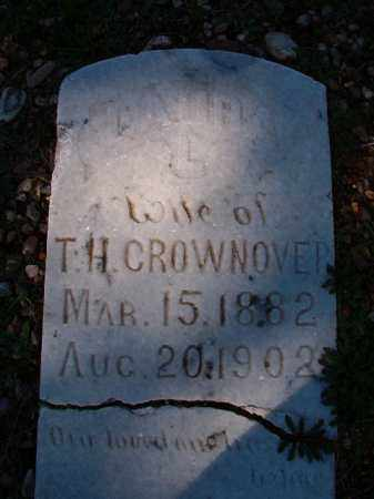 CROWNOVER, LAURA L - Dallas County, Arkansas | LAURA L CROWNOVER - Arkansas Gravestone Photos