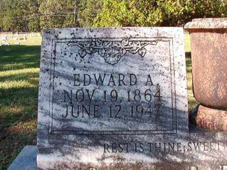 CULBREATH, EDWARD A - Dallas County, Arkansas | EDWARD A CULBREATH - Arkansas Gravestone Photos