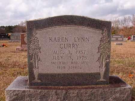CURRY, KAREN LYNN - Dallas County, Arkansas   KAREN LYNN CURRY - Arkansas Gravestone Photos