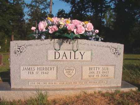 DAILY, BETTY SUE - Dallas County, Arkansas | BETTY SUE DAILY - Arkansas Gravestone Photos