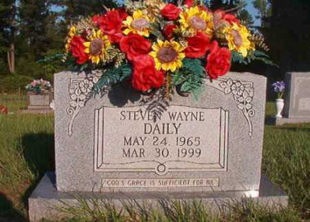 DAILY, STEVEN WAYNE - Dallas County, Arkansas | STEVEN WAYNE DAILY - Arkansas Gravestone Photos