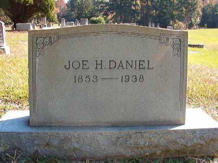 DANIEL, JOE H - Dallas County, Arkansas | JOE H DANIEL - Arkansas Gravestone Photos