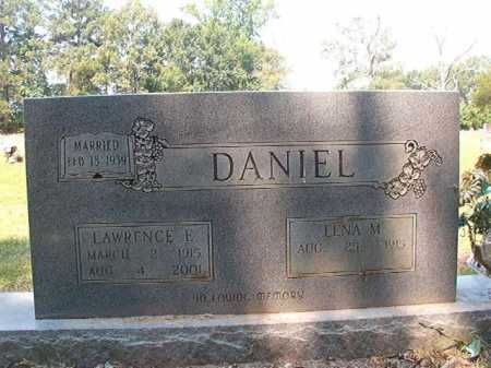 DANIEL, LAWRENCE E - Dallas County, Arkansas | LAWRENCE E DANIEL - Arkansas Gravestone Photos