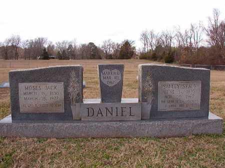 SEALS DANIEL, SALLEY - Dallas County, Arkansas | SALLEY SEALS DANIEL - Arkansas Gravestone Photos