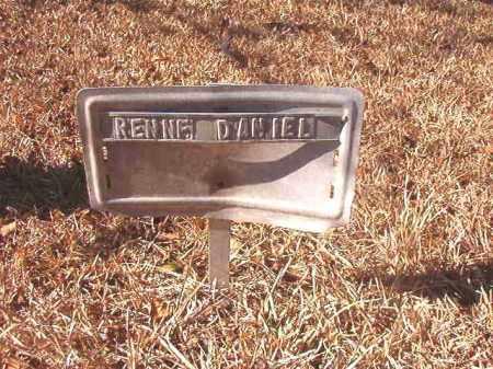 DANIEL, RENNE - Dallas County, Arkansas   RENNE DANIEL - Arkansas Gravestone Photos
