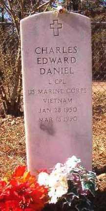 DANIEL (VETERAN VIET), CHARLES EDWARD - Dallas County, Arkansas   CHARLES EDWARD DANIEL (VETERAN VIET) - Arkansas Gravestone Photos