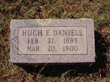DANIELL, HUGH E - Dallas County, Arkansas   HUGH E DANIELL - Arkansas Gravestone Photos