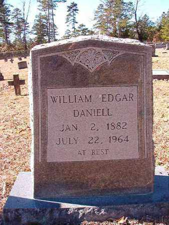 DANIELL, WILLIAM EDGAR - Dallas County, Arkansas | WILLIAM EDGAR DANIELL - Arkansas Gravestone Photos