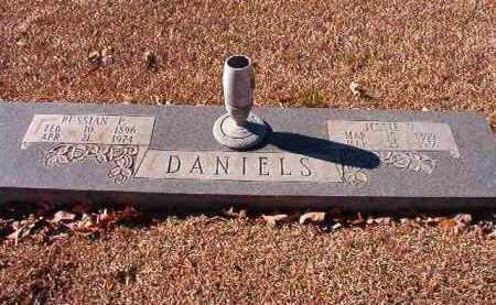 DANIELS, RUSSIAN P - Dallas County, Arkansas   RUSSIAN P DANIELS - Arkansas Gravestone Photos
