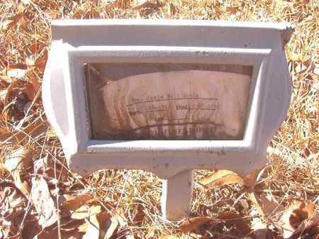 DAVIS, JOSIE BELL - Dallas County, Arkansas | JOSIE BELL DAVIS - Arkansas Gravestone Photos