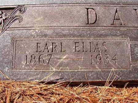 DAWDY, EARL ELIAS - Dallas County, Arkansas | EARL ELIAS DAWDY - Arkansas Gravestone Photos