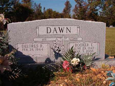 DAWN, BOOKER T - Dallas County, Arkansas | BOOKER T DAWN - Arkansas Gravestone Photos