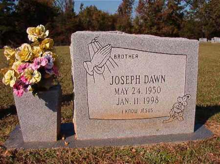DAWN, JOSEPH - Dallas County, Arkansas | JOSEPH DAWN - Arkansas Gravestone Photos