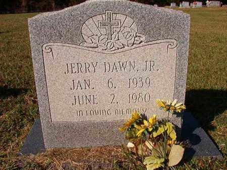 DAWN, JR, JERRY - Dallas County, Arkansas | JERRY DAWN, JR - Arkansas Gravestone Photos