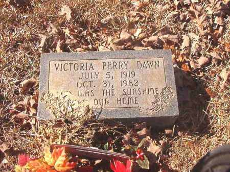 DAWN, VICTORIA - Dallas County, Arkansas | VICTORIA DAWN - Arkansas Gravestone Photos