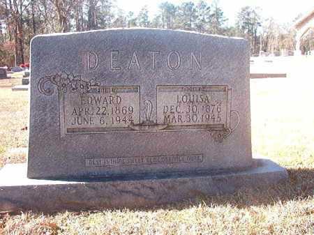 DEATON, LOUISA - Dallas County, Arkansas | LOUISA DEATON - Arkansas Gravestone Photos
