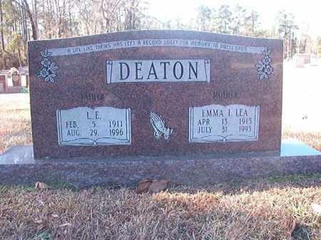 DEATON, L E - Dallas County, Arkansas | L E DEATON - Arkansas Gravestone Photos