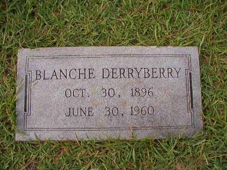 DERRYBERRY, BLANCHE - Dallas County, Arkansas | BLANCHE DERRYBERRY - Arkansas Gravestone Photos