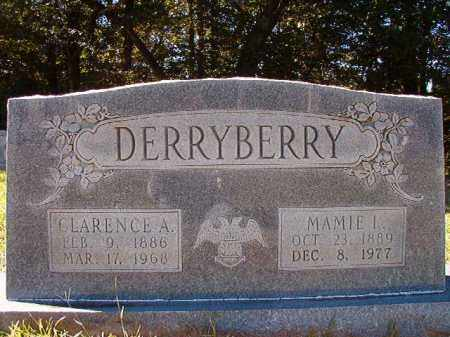DERRYBERRY, MAMIE L - Dallas County, Arkansas | MAMIE L DERRYBERRY - Arkansas Gravestone Photos