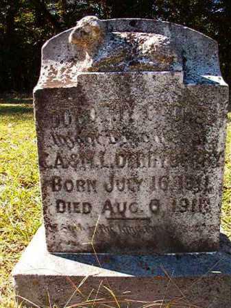 DERRYBERRY, DOROTHY RACHEL - Dallas County, Arkansas | DOROTHY RACHEL DERRYBERRY - Arkansas Gravestone Photos