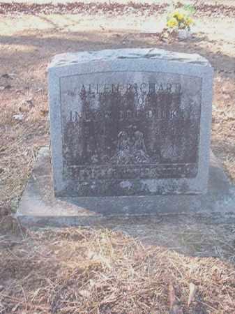 DICKEY, ALLEN RICHARD - Dallas County, Arkansas | ALLEN RICHARD DICKEY - Arkansas Gravestone Photos