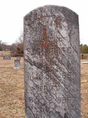 DORTCH, MARY A - Dallas County, Arkansas | MARY A DORTCH - Arkansas Gravestone Photos
