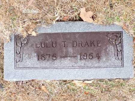 DRAKE, LULA T - Dallas County, Arkansas   LULA T DRAKE - Arkansas Gravestone Photos