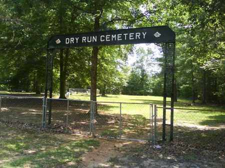 *DRY RUN CEMETERY GATE,  - Dallas County, Arkansas |  *DRY RUN CEMETERY GATE - Arkansas Gravestone Photos