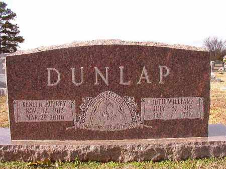 DUNLAP, RUTH - Dallas County, Arkansas | RUTH DUNLAP - Arkansas Gravestone Photos
