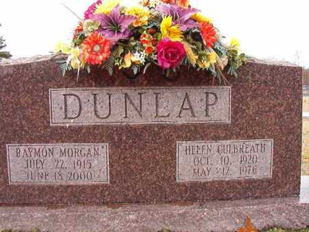 DUNLAP, HELEN - Dallas County, Arkansas | HELEN DUNLAP - Arkansas Gravestone Photos