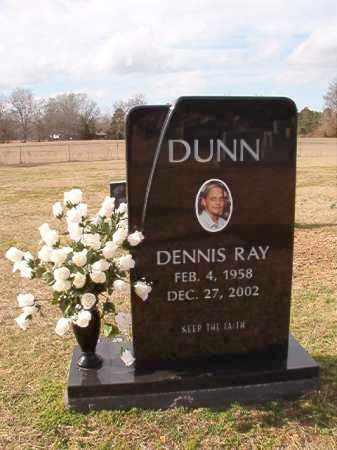 DUNN, DENNIS RAY - Dallas County, Arkansas   DENNIS RAY DUNN - Arkansas Gravestone Photos