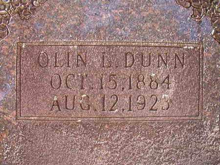 DUNN, OLIN L - Dallas County, Arkansas | OLIN L DUNN - Arkansas Gravestone Photos