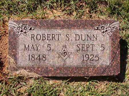DUNN, ROBERT S - Dallas County, Arkansas   ROBERT S DUNN - Arkansas Gravestone Photos