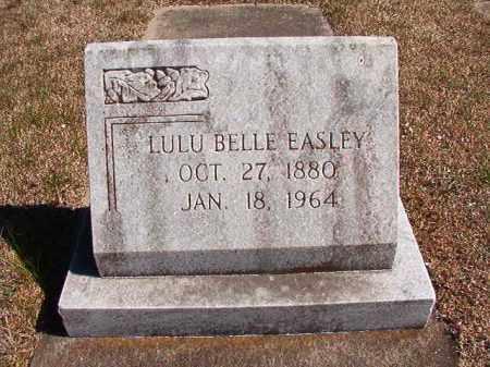 EASLEY, LULU BELLE - Dallas County, Arkansas   LULU BELLE EASLEY - Arkansas Gravestone Photos