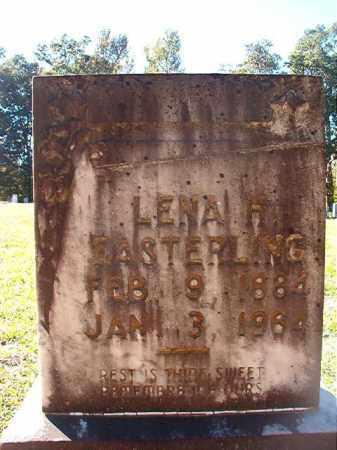 EASTERLING, LENA H - Dallas County, Arkansas | LENA H EASTERLING - Arkansas Gravestone Photos