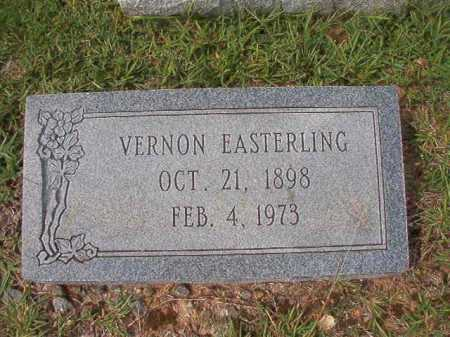 EASTERLING, VERNON - Dallas County, Arkansas | VERNON EASTERLING - Arkansas Gravestone Photos