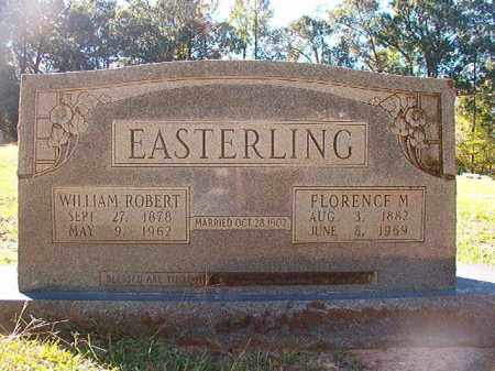 EASTERLING, WILLIAM ROBERT - Dallas County, Arkansas | WILLIAM ROBERT EASTERLING - Arkansas Gravestone Photos