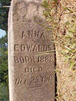 EDWARDS, ANNA - Dallas County, Arkansas | ANNA EDWARDS - Arkansas Gravestone Photos