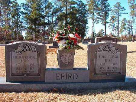 EFIRD, ELMA - Dallas County, Arkansas | ELMA EFIRD - Arkansas Gravestone Photos