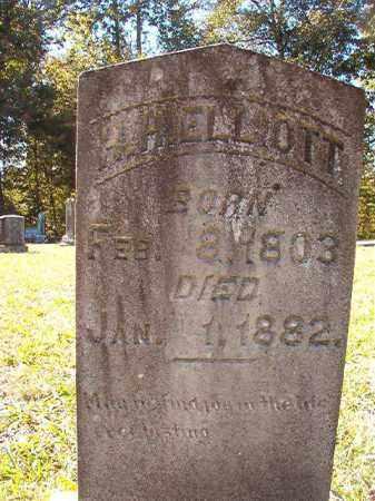 ELLIOTT, H H - Dallas County, Arkansas   H H ELLIOTT - Arkansas Gravestone Photos