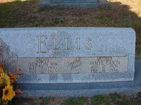 ELLIS, JAMYE - Dallas County, Arkansas   JAMYE ELLIS - Arkansas Gravestone Photos