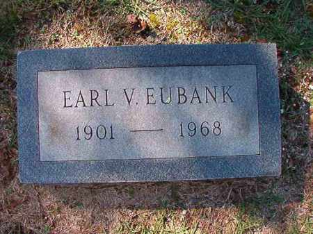 EUBANK, EARL VICTOR - Dallas County, Arkansas   EARL VICTOR EUBANK - Arkansas Gravestone Photos