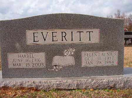 EVERITT, HARREL - Dallas County, Arkansas | HARREL EVERITT - Arkansas Gravestone Photos