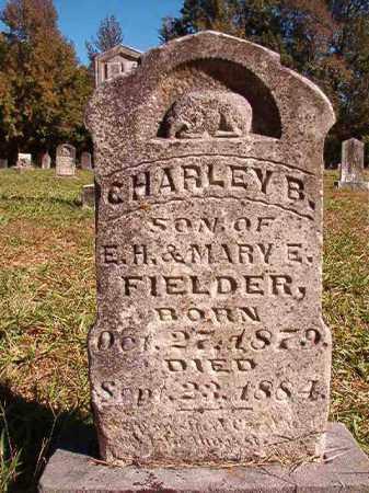 FIELDER, CHARLEY B - Dallas County, Arkansas   CHARLEY B FIELDER - Arkansas Gravestone Photos
