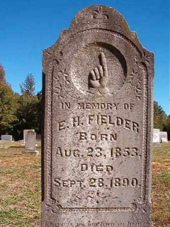 FIELDER, E H - Dallas County, Arkansas   E H FIELDER - Arkansas Gravestone Photos