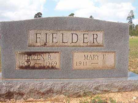 FIELDER, MARY E - Dallas County, Arkansas   MARY E FIELDER - Arkansas Gravestone Photos
